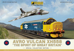 370-375         Avro Vulcan XH558 – Collectors Edition Train Pack